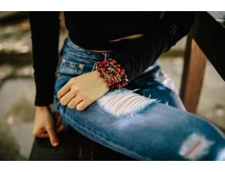 "Khmer Creations ""Mala"" Bracelet"