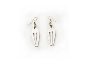 Friends Earring: Fork