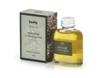 Bodia Nature Massage Oil: Sesame & Lemongrass