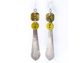Khmer Creations Victorian Style Earrings